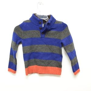 Mini Boden Boys 6-7 Years Lambswool Blend Sweater